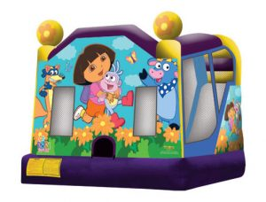 Dora the explore Bouncy Castles