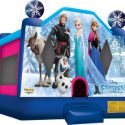 Anna and Elsa Frozen Bouncy Castle