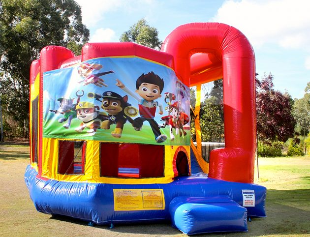 Paw Patrol Bouncy CAstles