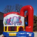 Trolls bouncy Castle Hire